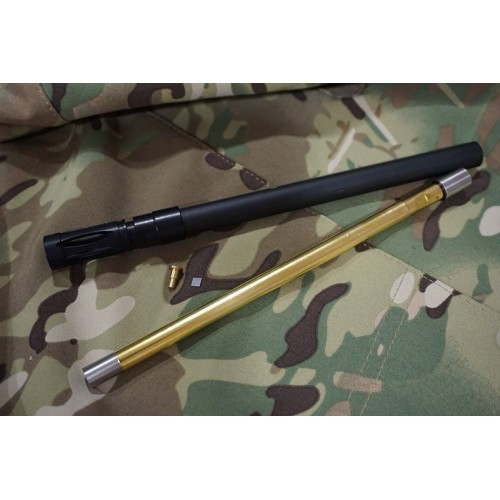 Maple Leaf Crazy Jet Aerodynamic 180mm Inner Barrel Set KWA MP7 GBB
