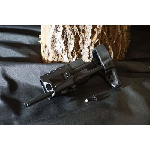 VFC QRS Steel Quick Release Stock for AEG