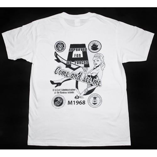 Waterfall CTSM Style Cotton T Shirt