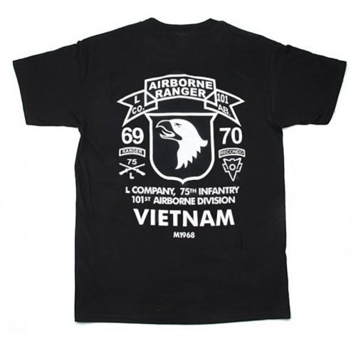 Waterfall 75TH Ranger Style Cotton T Shirt