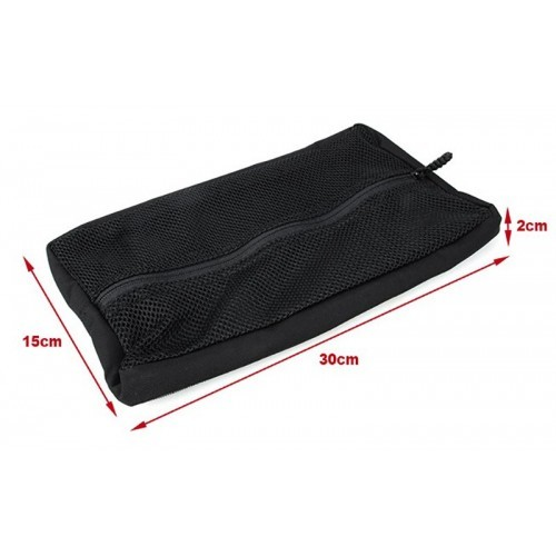 Pantac 12*7 Inches Inner Multi Function Mesh Pouch