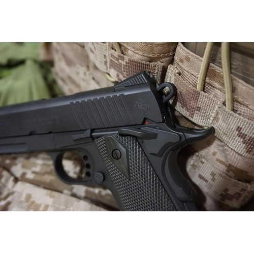 Cybergun Colt 1911 Rail CO2 GBB Pistol