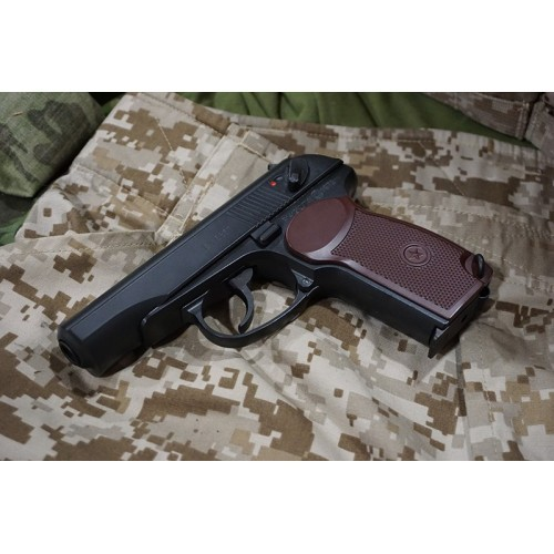 KSC MKV PM Makarov Full Metal GBB Pistol