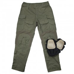 TMC Gen3 Combat Trouser with Knee Pads (Ranger Green)