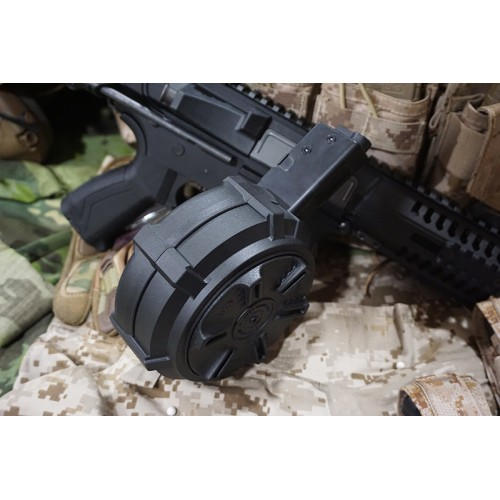 G&G 1500Rds AEG Magazine Drum for ARP9