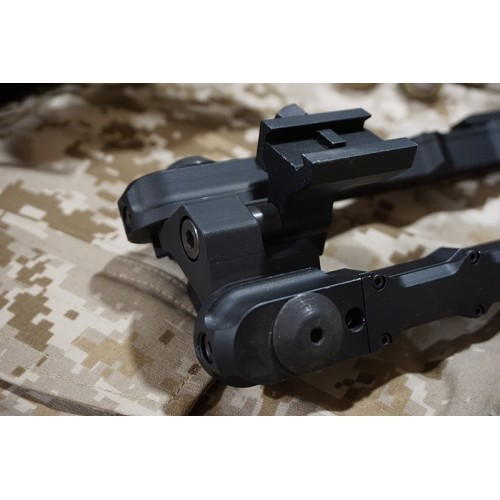 5KU Aluminum SR-5 Adjustable Bipod