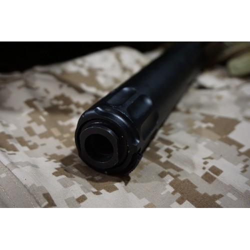 5KU QD AAC Style SR7 Silencer with -14mm CCW Flash Hider