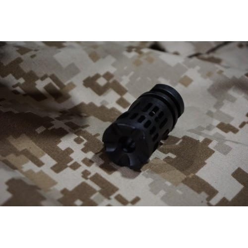 5KU Gamma 5.56 Steel Flash Hider