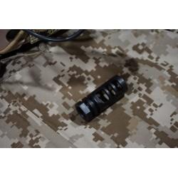 5KU Gamma 7.62 Steel Flash Hider