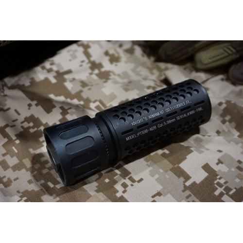 5KU KAC Style QDC CQB Compact Silencer with Flash Hider