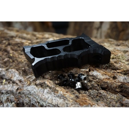 5KU Lightweight Aluminum Standard Grip for M-Lock and Keymod