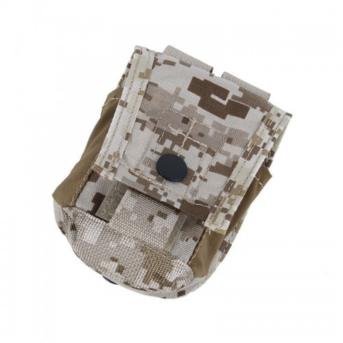 TMC DG Style Lightweight M67 Frag Grenade Pouch