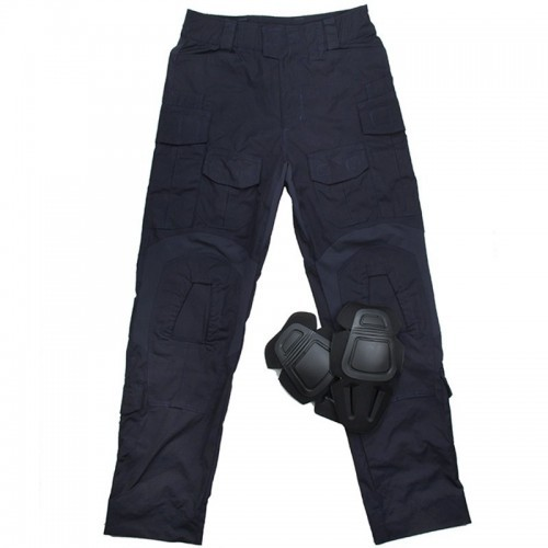 TMC Gen3 Combat Trouser with Knee Pads (Navy Blue)