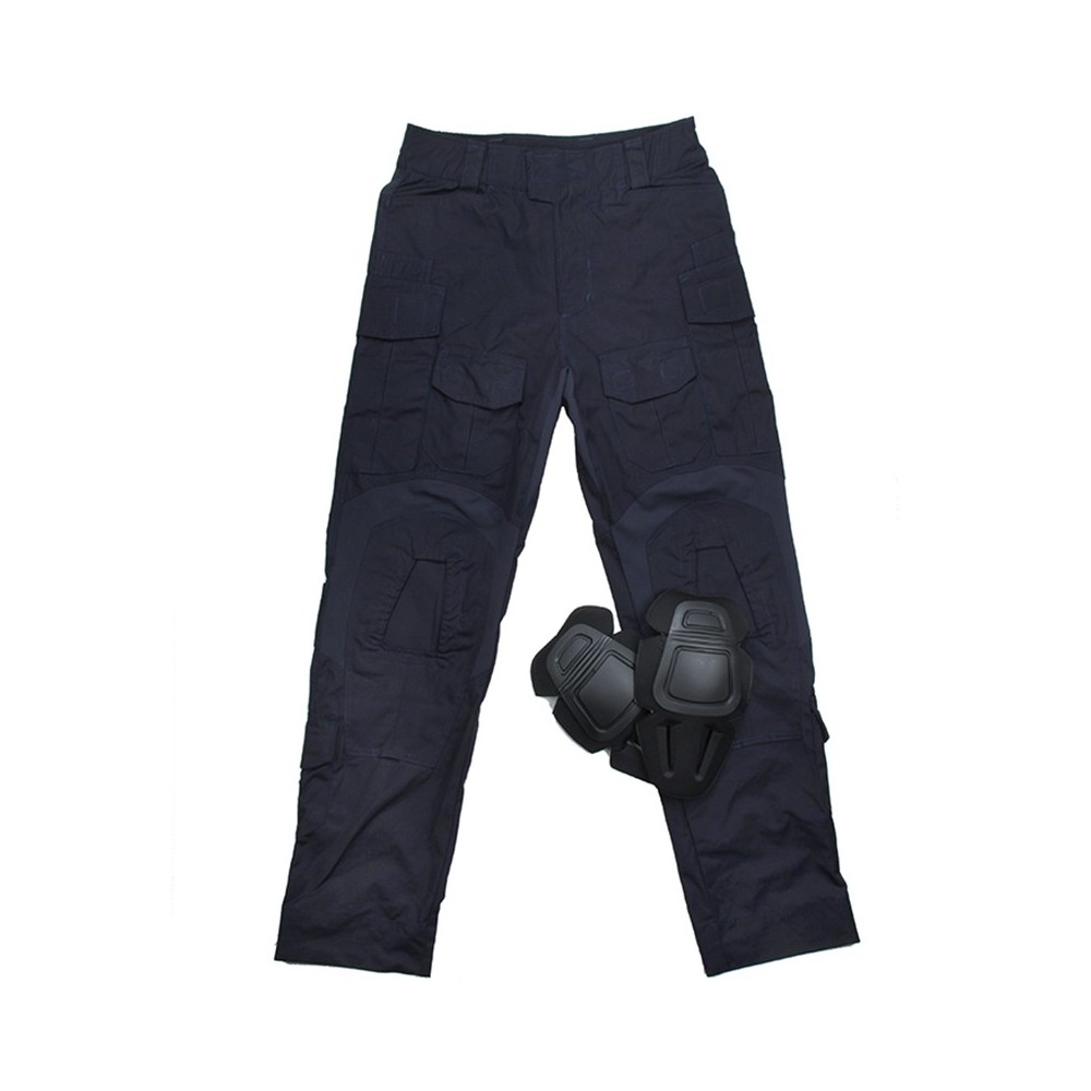 discount up to 60% huge selection of shop best sellers TMC Gen3 Combat Trouser with Knee Pads (Navy Blue)
