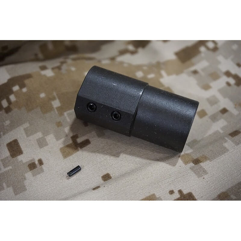 Iron Airsoft Low Profile Steel Gas Block