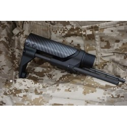 Iron Airsoft PDW Stock Set for M4 GBB