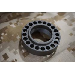 Iron Airsoft Steel Barrel Nut