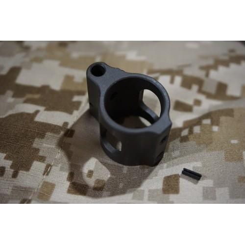 Iron Airsoft Lightweight Steel Gas Block