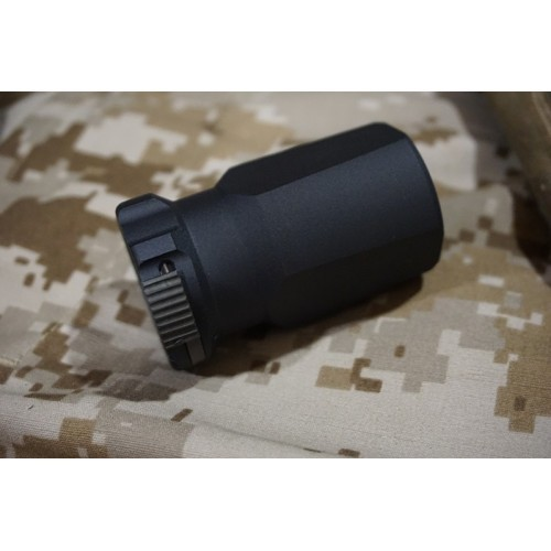 Iron Airsoft AAC Style Aluminum Blast Shield