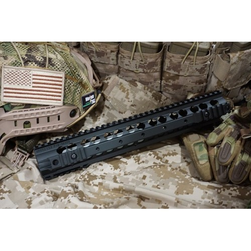 Iron Airsoft URX3.1 13.5 Inch Free Float Aluminum Rail (For AEG M4)