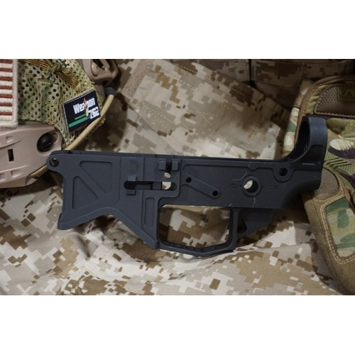 Iron Airsoft BA Lower Receiver for WA GBB M4