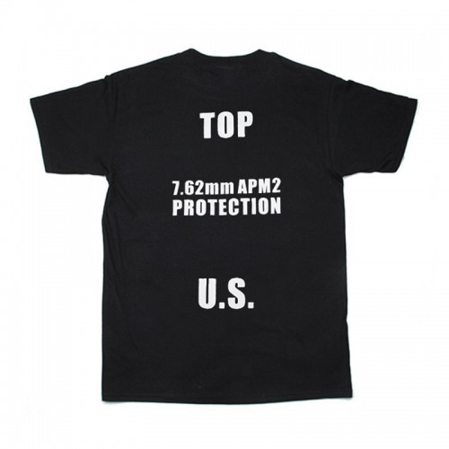 Waterfull Plate Surface Style T Shirt