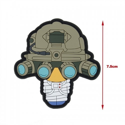 Waterfull Devgru Style Patch