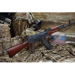 Arrow Dynamic (E&L OEM) AKM AEG Rifle with Real Wood Furniture