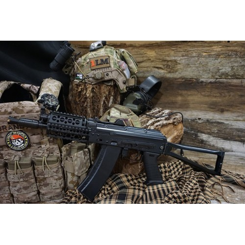 Arrow Dynamic (E&L OEM) AKS74UN AEG Rifle Tactical Mod B