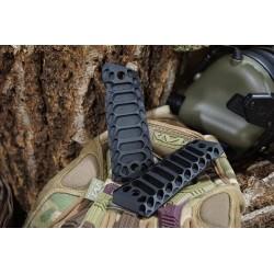 5KU M1911 Cobra Style Lightweight Aluminum Grips