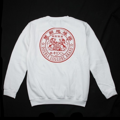 Waterfull Double Lion Style Heavy Blend Crewneck Sweatshirt