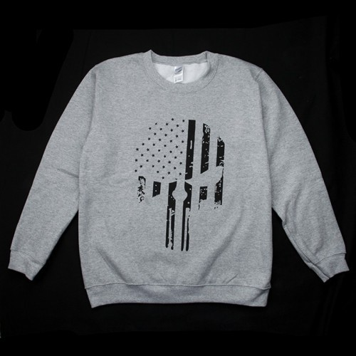 Waterfull Navy Seal Style Heavy Blend Crewneck Sweatshirt