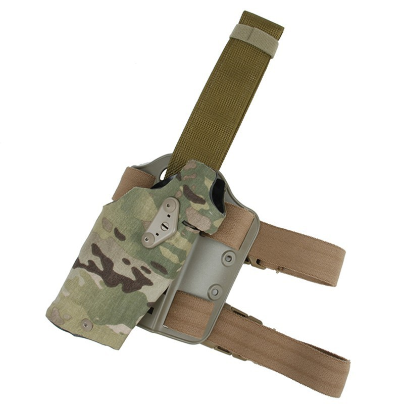 TMC 354DO ALS Optic and Flashlight Tactical Holster