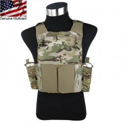 TMC Low Vision MBAV Plate Carrier