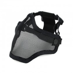 TMC V1 Metal Mesh Half Face Airsoft Mask 2.0