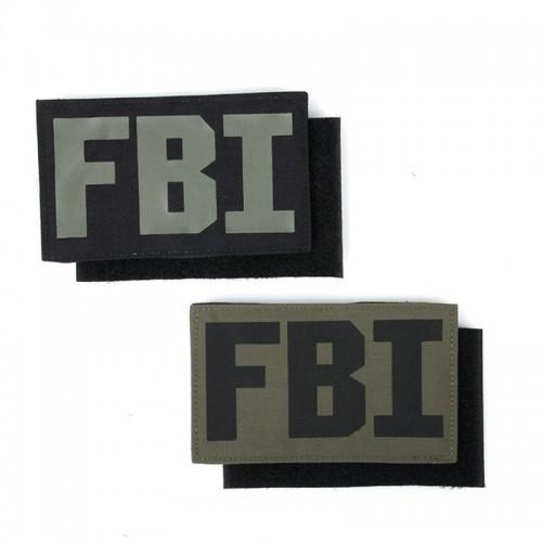 TMC FBI Pattern Style Patch Set(RANDOM COLOR)