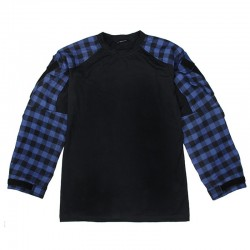 TMC Tactical Plaid Combat Shirt