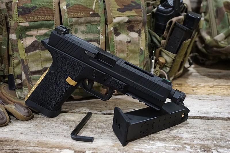 EMG SAI BLU Training Airsoft Pistol
