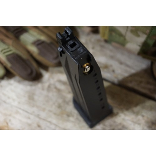 WE 20Rds Bulldog Series GBB Pistol Magazine