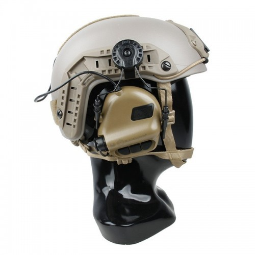 OPSMEN M31 Hearing Protection Headset With Helmet Adapter MOD1