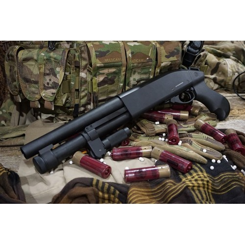 Golden Eagle M870 AOW Gas Powered Shotgun