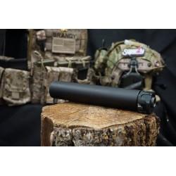 5KU QD AAC Style SOCOM 762 Silencer with 14mm CCW Flash Hider