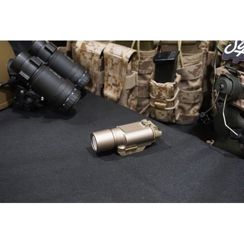 AABB X300 Tactical Flashlight