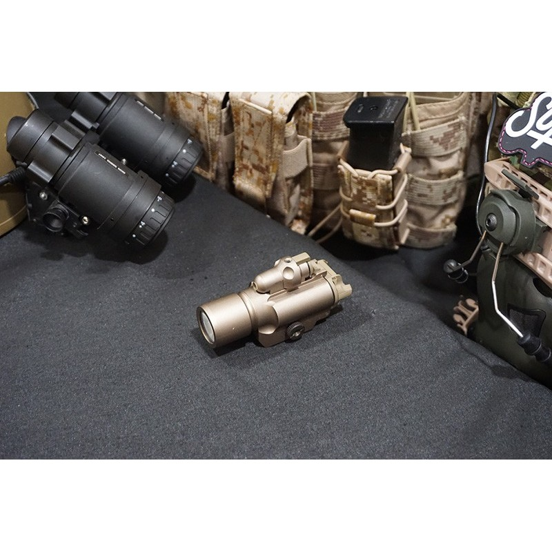 AABB X400 Tactical Flashlight