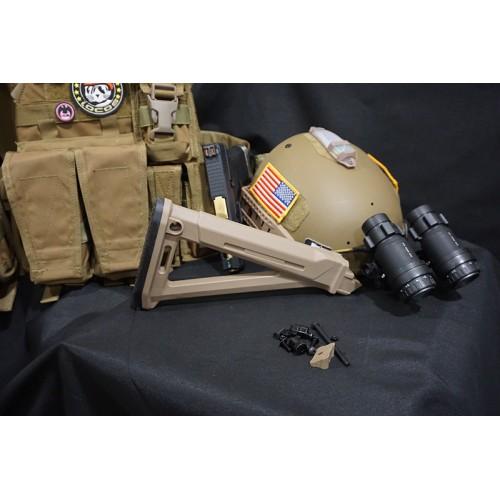 Mars Tech AK Series MOC Stock