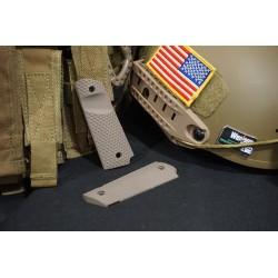 FMA Nylon Diamond Shaped Surface M1911 Grip Set