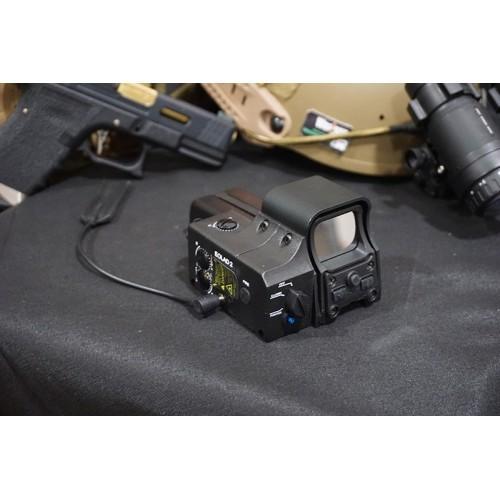 Element Eolad Device Illuminator with 552 Holographic Sight