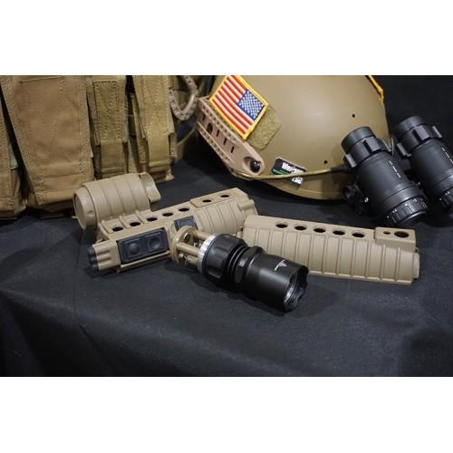 Element M500A M4 Tactical Weapon Light Handguard