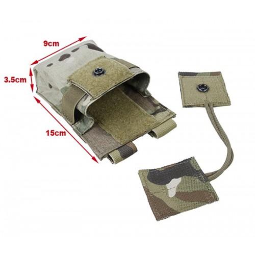 TMC Molle Handheld Radio Pouch