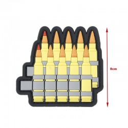 TMC M249 Bullet Chain PVC Patch